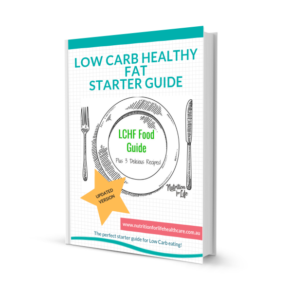 low carb healthy fat starter guide