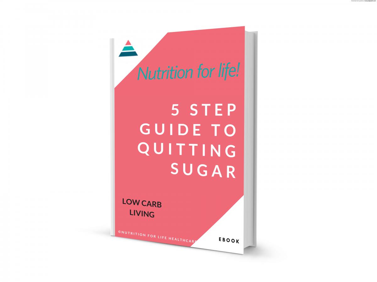 low carb diet quit sugar