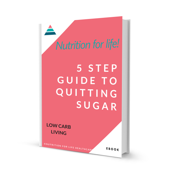 low carb diet quit sugar