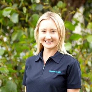 Sarah Tonks - Certified Health and Nutrition Coach